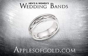 wedding bands that work for both men and women With wedding rings for both man and woman