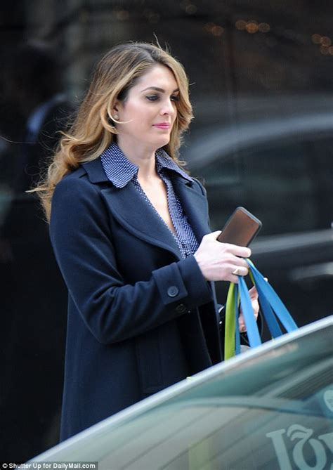 Hope Hicks Looks