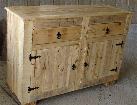 assemblage meuble cuisine plan de meuble en palette à télécharger tuto palette