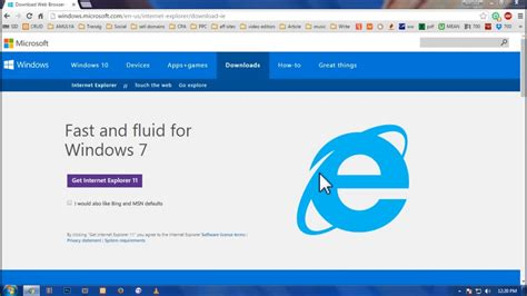 If available, you'll see feature update to windows 11. Download and Install Internet Explorer 11 on windows 7 (ie ...