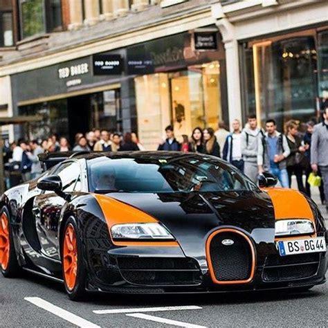 Bugatti Veyron By @xricox