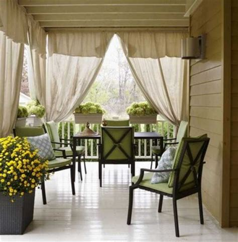 curtains perk   outdoor space
