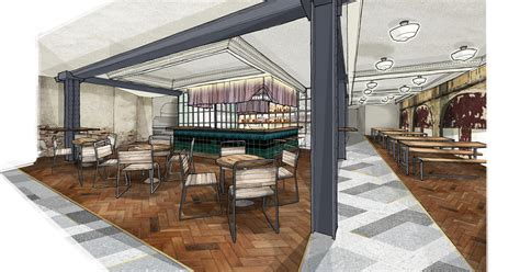 Market Halls To Launch This Year