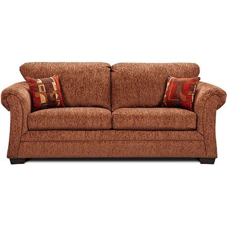 Simmons Sleeper Sofa Reviews by Simmons Upholstery Chenille Size Sleeper Sofa Warm