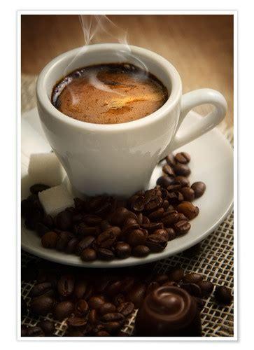 kleine tasse starker kaffee poster  bestellen