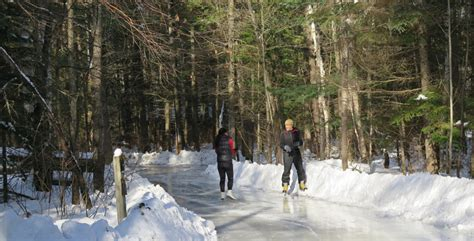 Road trip to Arrowhead Provincial Park: Ice skating in the ...