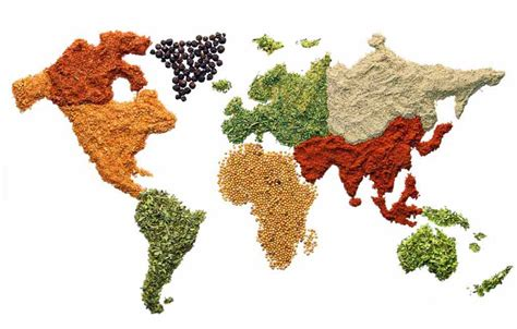 le monde de la cuisine cuisine du monde arts et voyages