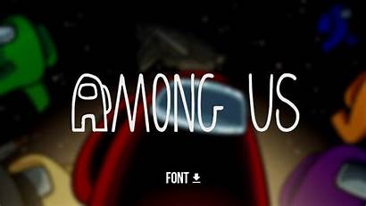 Among Font Graphic Pie