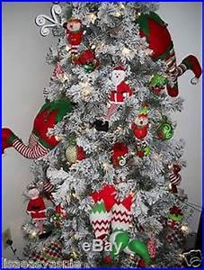NEW plete CHRISTMAS TREE DECOR ORNAMENTS SET With