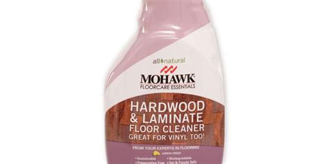 Mohawk Hardwood & Laminate Floor Cleaner Review
