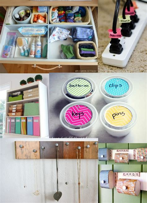 diy home organizing ideas  gracious wife