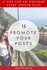 15 Tips for Writing an Awesome Study Abroad Blog