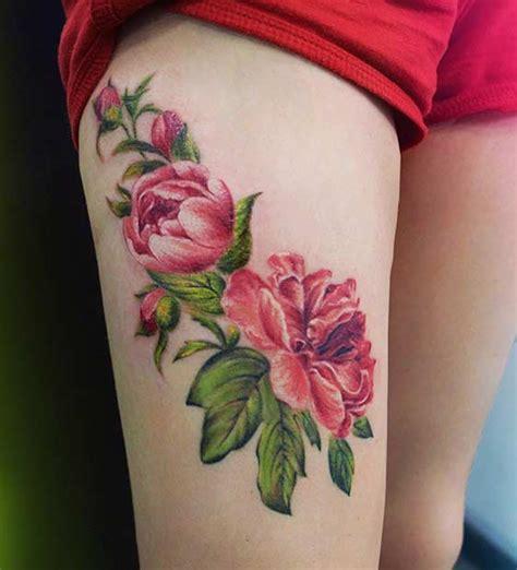 badass thigh tattoo ideas  women page    stayglam