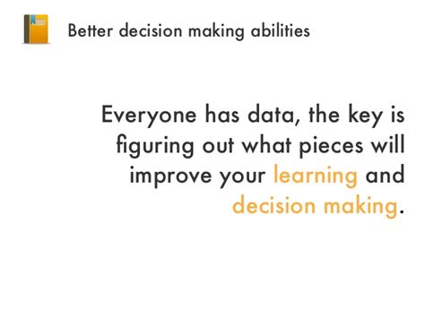 Better Decision Making Abilitieseveryone Has