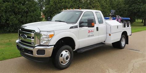 miller tsv towing service vehicle  holmes