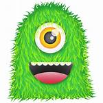 Monster Icon Icons Hairy Cyclops Clipart Transparent