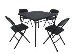 walmart recalls card table and chair sets due to finger