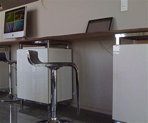 ikea bureau besta bureau customisé avec besta d 39 ikea