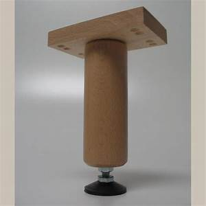 Pied De Lit En Bois : pieds de lit sommier tapissier ~ Premium-room.com Idées de Décoration