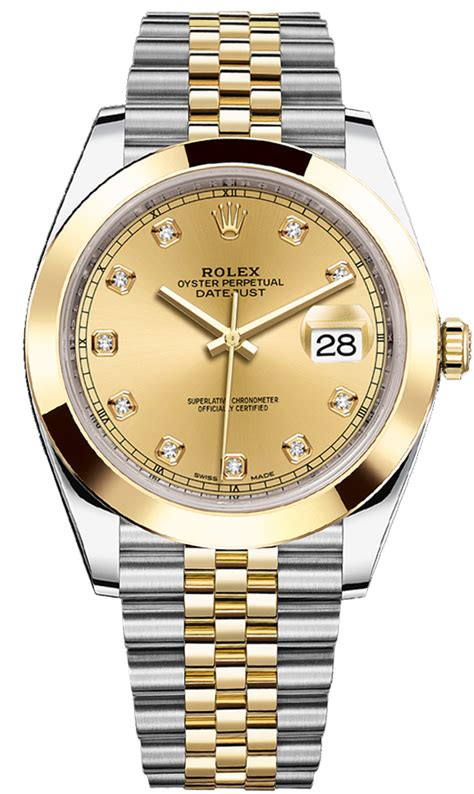 126303-CHPDJ | Rolex Datejust 41 | Men's Watch