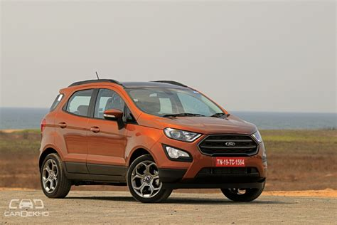 Upcoming Electric Suv by Ford S Upcoming Small Electric Suv Won T Be The Ecosport