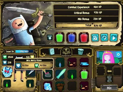 Adventure Time Finn & Bones Final Full Game Gameplay
