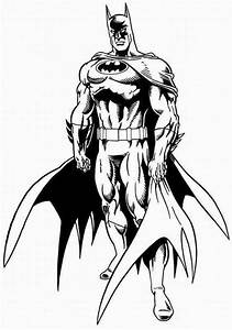 Batman Coloring Pages | Coloring Pages To Print