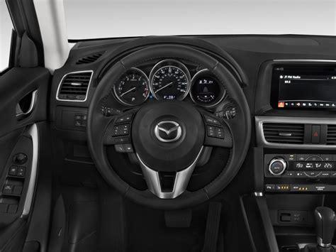 2017 Mazda Cx-5 Grand Touring Fwd Steering Wheel
