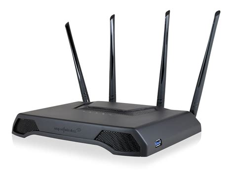 range wireless ed wireless unveils ac2600 athena wi fi router