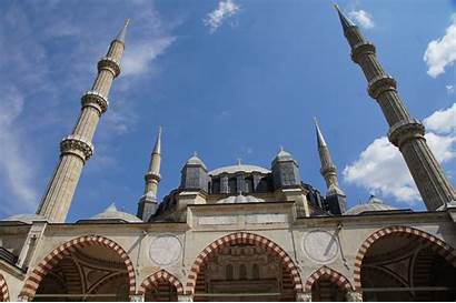 Mosque Selimiye Edirne Turkey Roffey Charles Thousandwonders