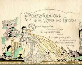 wedding cards the copycat collector collection 244 vintage 1920s wedding cards