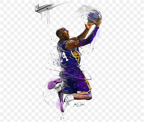 Los Angeles Lakers NBA Basketball Painting Canvas Print ...