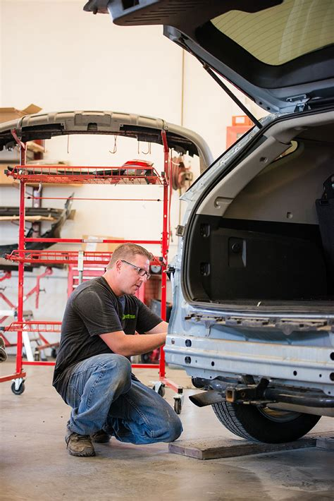 Collision Repair And Auto Body Repair Near Me Certified