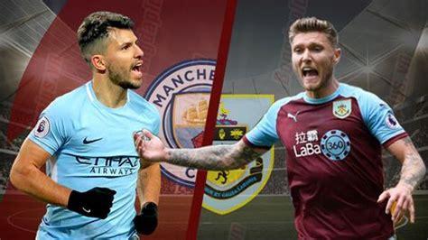 Manchester City Vs Burnley   Live football match, Burnley ...