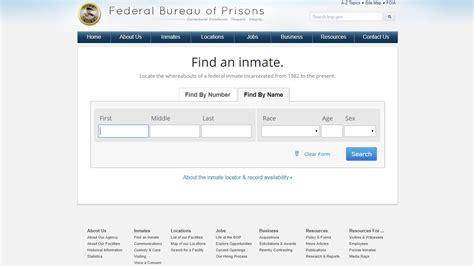 Find Prisoner Info And Mugshots