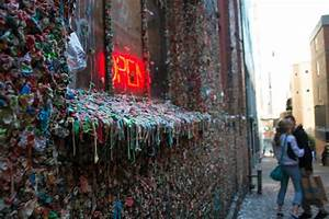 Since 1993, People Have Stuck Their Gum All Over This Wall ...