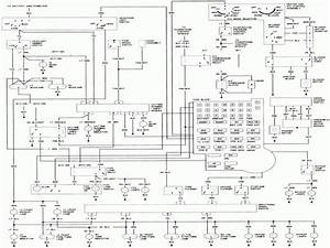 Wiring Diagram For 1986 S10 Blazer