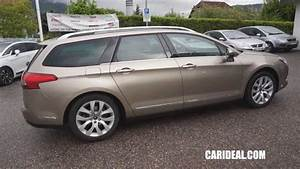 Achat Citroen C5 Tourer Hdi 160 Exclusive Occasion