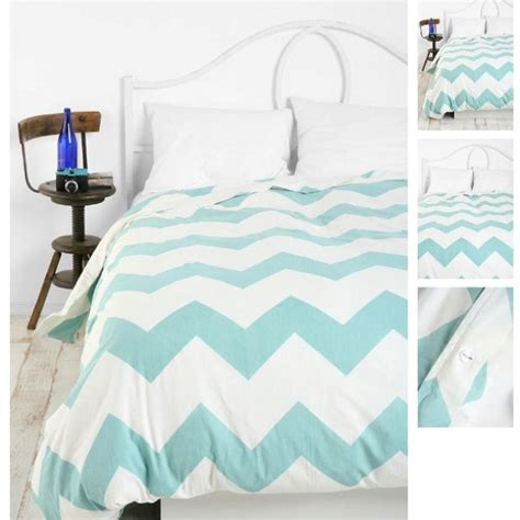 Turquoise Chevron Bedding by Zigzag Duvet Cover Turquoise Bedding Pillows And Bedrooms