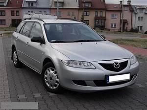 Mazda 6 Kombi Diesel : mazda 6 i 2005 diesel 121km kombi srebrny opinie i ceny ~ Kayakingforconservation.com Haus und Dekorationen