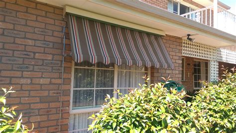 canvas awnings melbourne euroblinds