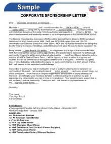 athletic resume for sponsorship doc 732894 sponsor letter templates sponsorship cover letter template 84 related
