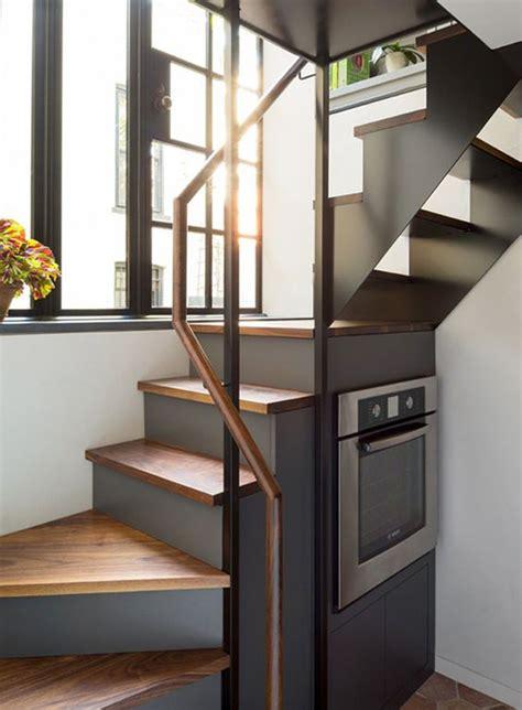 space saving stairs homemydesign