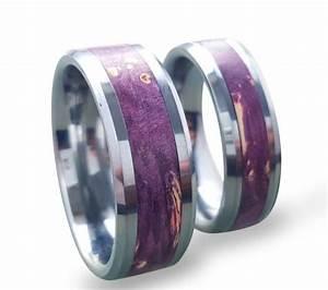 tungsten wedding ring set tungsten carbide ring set his With his and hers tungsten wedding rings