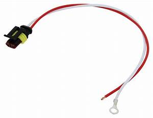 2-wire Pigtail For Optronics Lights