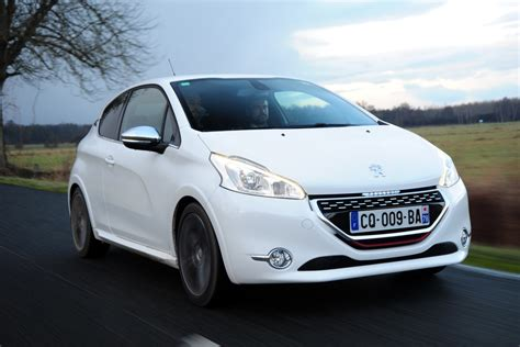 Peugeot 208 Gti Pictures Auto Express
