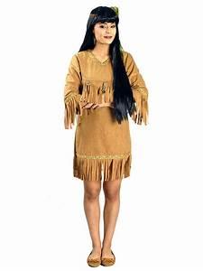 Indianer Damen Kostüm : indianer kost m mit fransen damen kost me f r erwachsene und g nstige faschingskost me vegaoo ~ Frokenaadalensverden.com Haus und Dekorationen