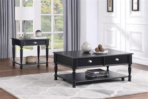 The tabletop lifts up and moves forward to create a all sides of this coffee table feature a classic estate black® finish. Sanders Black Wood Coffee Table with Lift Top Storage by Homelegance