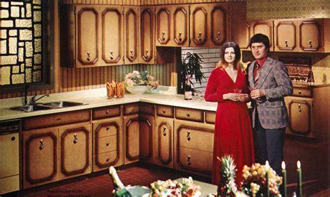Retro Kitchen Design   1960's, 70s & 80's
