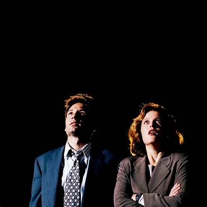 Scully Mulder Xfiles Gifs Rumplestilskin Fox Why